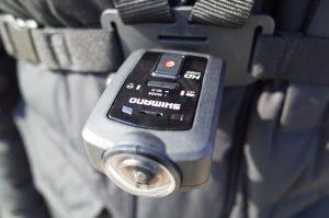 バス釣り動画黎明期に使用していたCM-1000