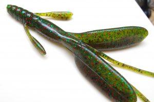 パドル状のツメが特徴的なエスケープツイン